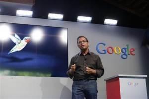 Google Kolibri Algoritmus