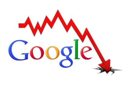 Google PageRank büntetés