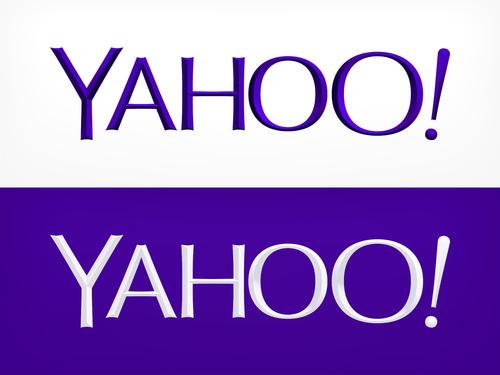 Yahoo logó