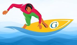 Google szörf