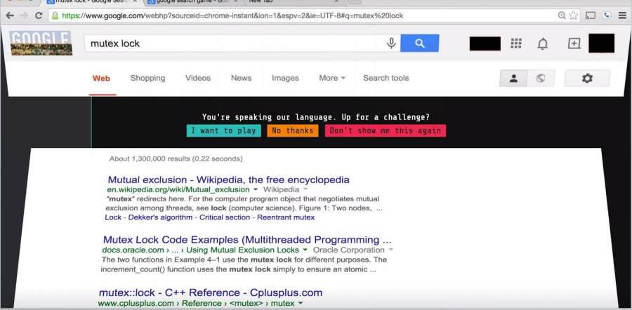 Google állásinterjú