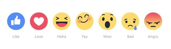 facebok érzelmek