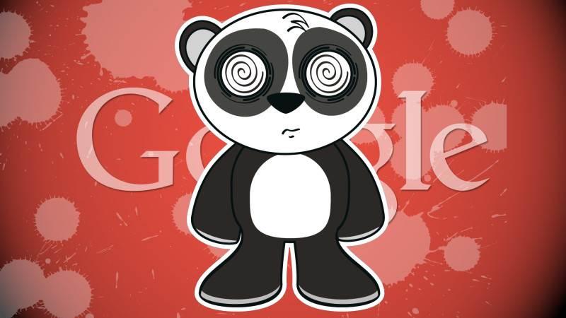 Google Panda vége