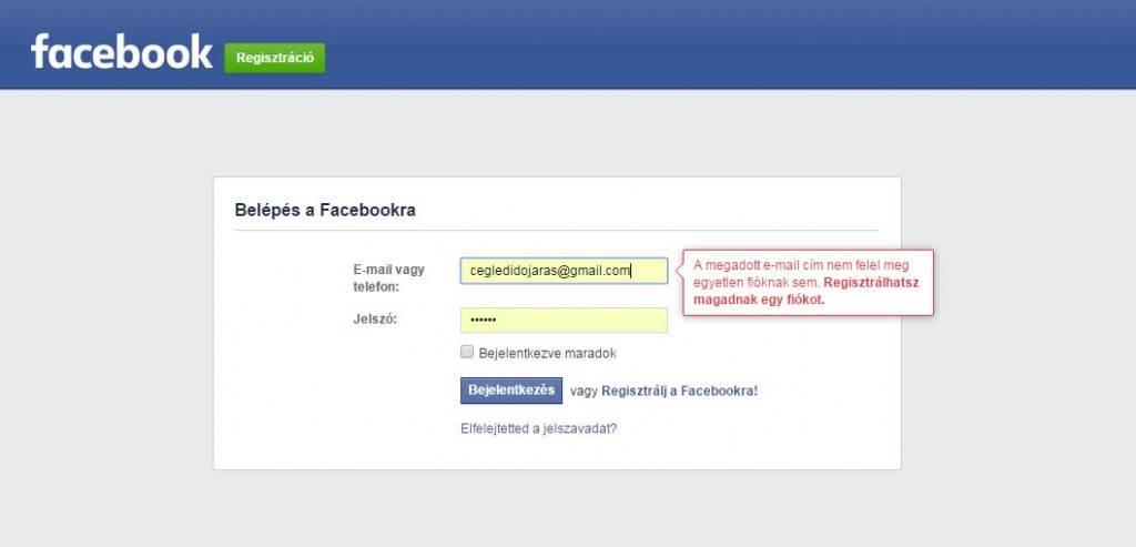 facebook-bejelentkezes-telefon