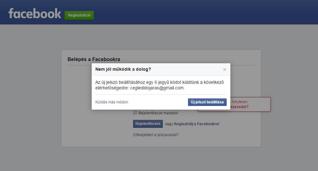 facebook belépés magyar l