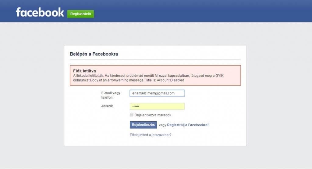 letiltott-Facebook-fiok