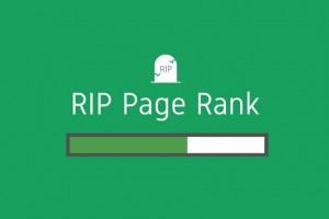 PageRank algoritmus