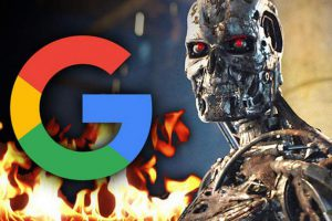 Google Fred algoritmus